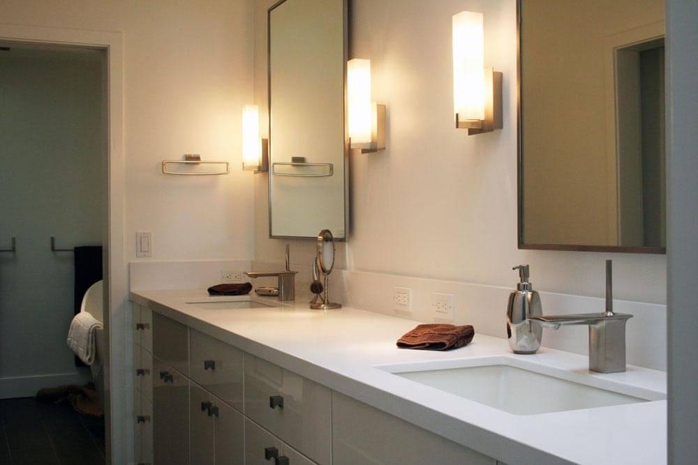 White Bathrooms Worktops In Uk